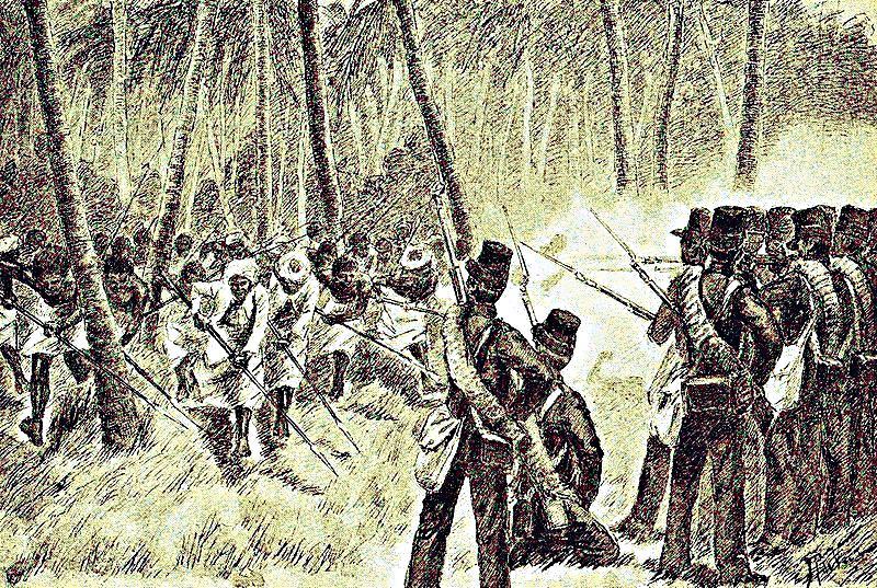 Perlawanan Terhadap Kolonialisme Portugis dan Belanda