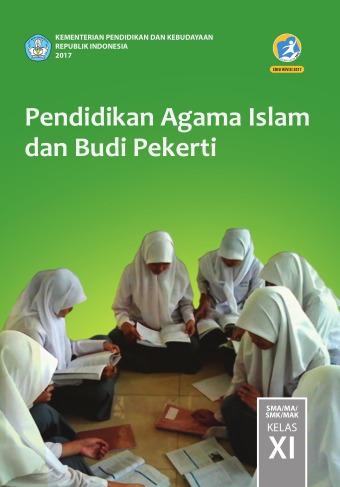 Buku Pendidikan Agama Islam Kelas 11 Kurikulum 2013 Revisi 2017