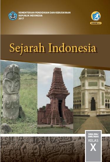 Buku Sejarah Indonesia Kelas 10 Kurikulum 2013 Revisi 2017