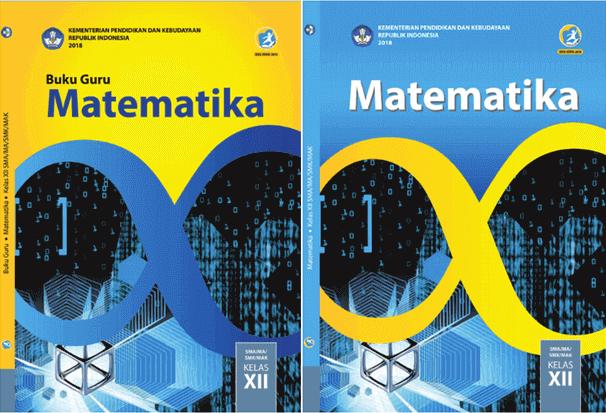 Buku Matematika Kelas 12 Kurikulum 2013 Revisi 2018
