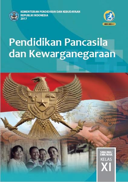 Buku PPKn Kelas 11 Kurikulum 2013 Revisi 2017