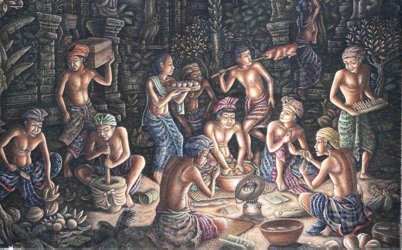 asal-usul persebaran nenek moyang bangsa indonesia