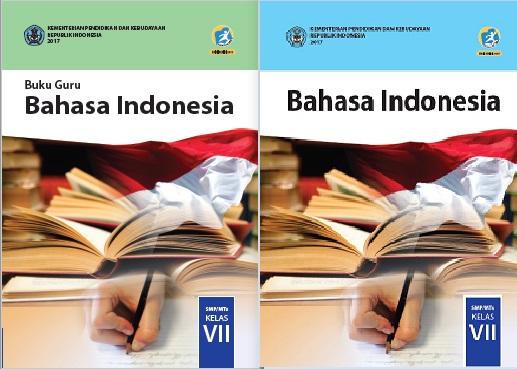 Buku Bahasa Indonesia Kelas 7 SMP Kurikulum 2013