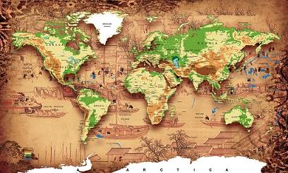 Jenis-Jenis Peta