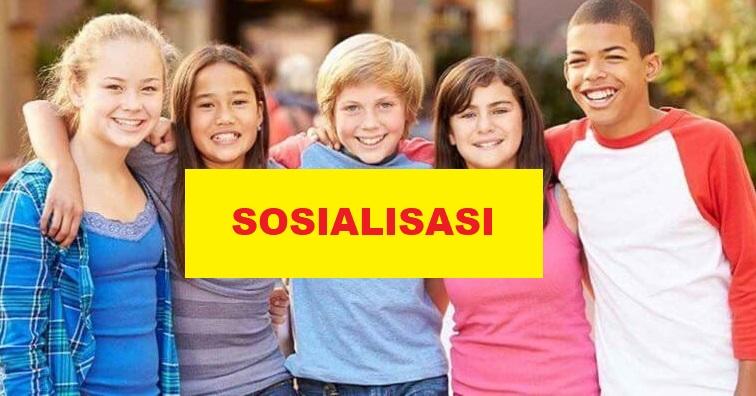 Jenis-jenis sosialisasi